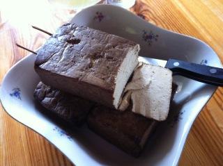 Rökt tofu